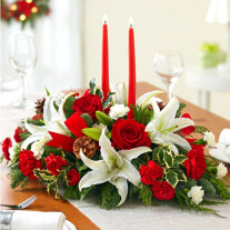 Christmas and NewYears Arrangement
